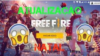 NOVA GRANDE ATUALIZAÇÃO DO FREE FIRE! E MAIS!!!! FREE FIRE #5