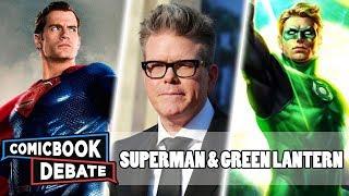 Christopher McQuarrie Superman & Green Lantern Pitch   Henry Cavill's Superman Idea   DCEU Future