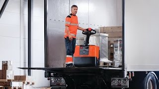 Toyota BT LWE130 Electric Pallet Jack