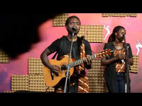 OMUTTI OMULUNGI   HAKA MUKIGA practice time new ugandan music