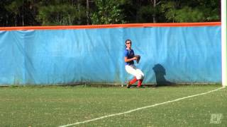 Hannah Godfrey Softball Skills Video