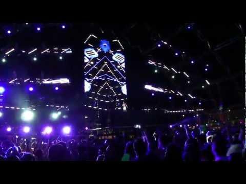 Dash Berlin @ EDC Las Vegas 2012 Better Half of Me + FIREWORKS!! 6 10 12