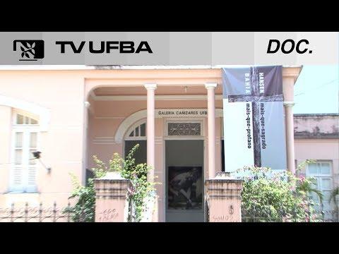 TV UFBA .DOC - Em cartaz, a história e importância da Galeria Cañizares
