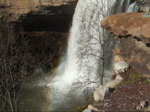 Noccalula Falls & Cheaha State park - YouTube