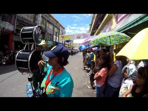 Military Parade Naga City Camarines Sur Philippines Expats 1 of 3 Vlog 334