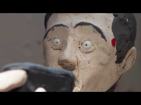 THE BELKO EXPERIMENT | CLAYMATION SHORT #1 HD 2017 | LEE HARDCASTLE