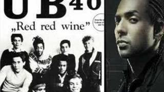 UB40 VS SEAN PAUL - Get Busy With The Red Wine
