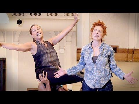 Carolee Carmello and Vanessa Williams Preview Encores! Season Opener