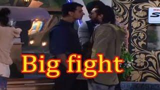 Bigg Boss 9: Prince Narula And Rishabh Sinha's Ugly Fight
