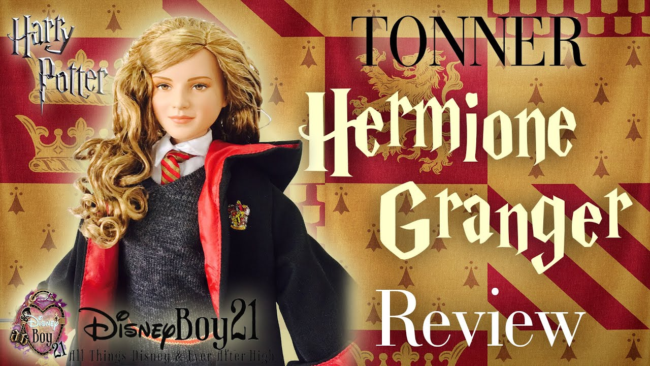 Barbie Girl Doll Wallpaper Hermione Granger Tonner Collector Doll Review Amp Unboxing