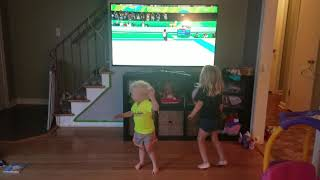 They are really into Laurie Hernandez right now.