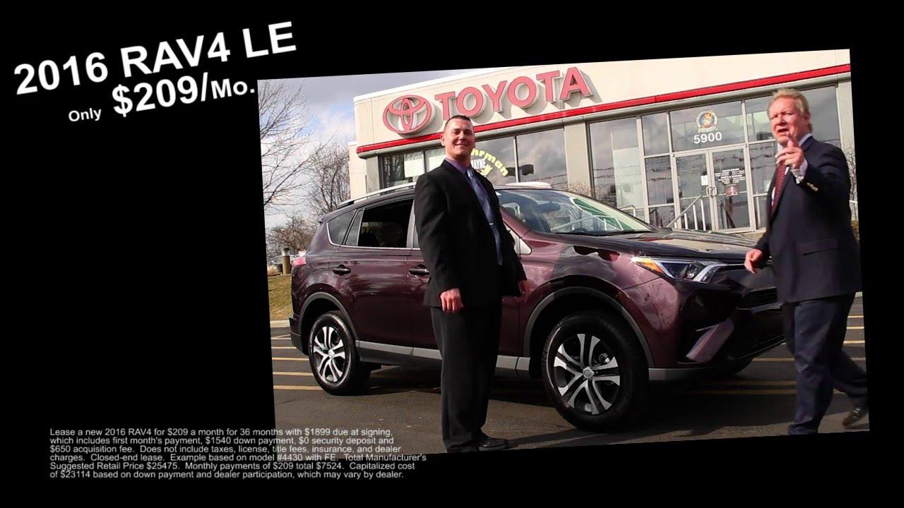 Fort Wayne Toyota >> Fort Wayne Toyota 1 For Everyone Sales Event