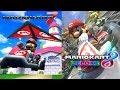 Mario Kart 7, Then Mario Kart 8 Deluxe! Part 3