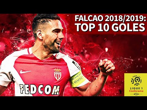 Radamel Falcao – TOP 10 GOLES con el MÓNACO 2018-2019 en Ligue 1 | Diario AS