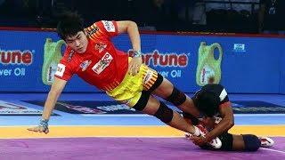 Pro Kabaddi 2018 Highlights | Gujarat FortuneGiants vs Bengaluru Bulls | Hindi
