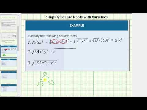 Simplify Expressions with Roots and Rational Exponents