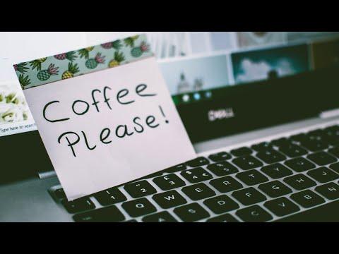 Morning coffee break!☕ Storytime!📚 Review of Apple Cobbler Bar!🎉🥳