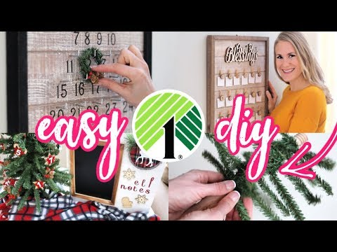 DOLLAR TREE IDEAS 🎄 DIY Advent Calendars You Need To Try!