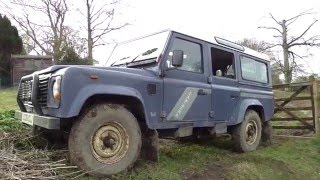 Land Rover Defender 110 Part 2 Restoration