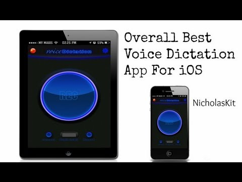 Overall Best Voice Dictation App For iOS