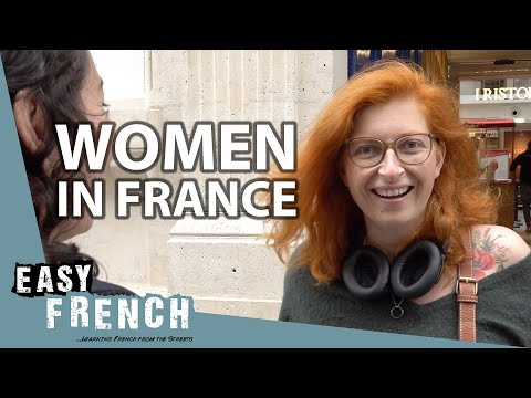 What Are French Women Like? | Easy French 132