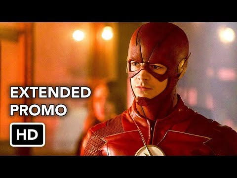 "The Flash 4x21 Extended Promo ""Harry and the Harrisons"" (HD) Season 4 Episode 21 Extended Promo"