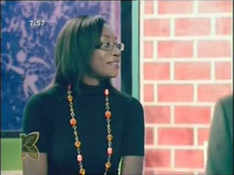 Robert Zougmoré interviewed by national TV of Senegal RTS1 - KINKELIBA