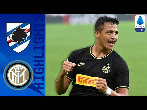 Sampdoria 1-3 Inter Milan | Inter Milan Make it Six Straight Wins This Season! | Serie A
