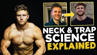 Video How to Grow a Huge Neck and Traps | Science Explained (14 Studies) download MP3, 3GP, MP4, WEBM, AVI, FLV Juni 2018