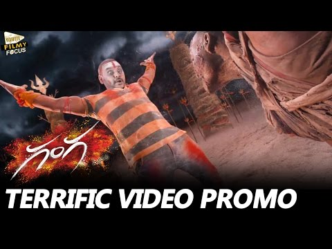 Ganga Muni 3 Telugu Movie Songs ll Terrific Video Promo ll Raghava Lawrence, Tapasee