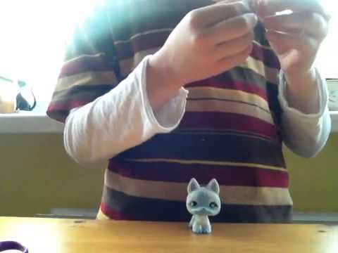how to make lps skirts