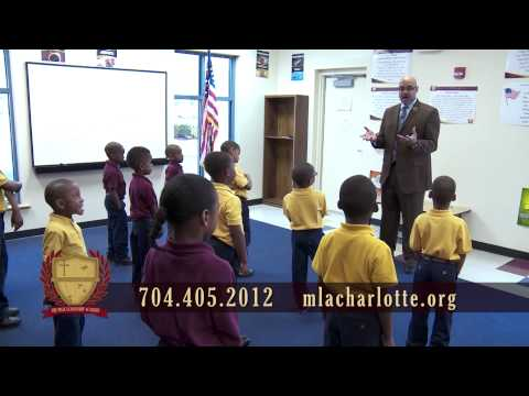 The Male Leadership Academy of Charlotte - The Lightner's Testimony