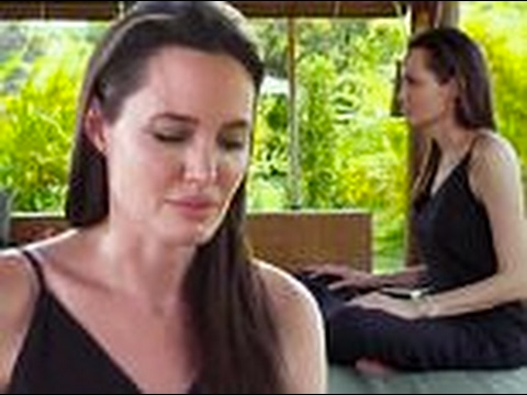 Emotional Angelina Jolie speaks first time about 'difficult' split from Brad Pitt