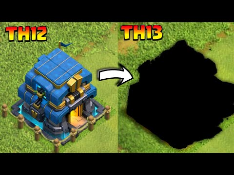 Clash Of Clans TH13 Is Coming - December 2019 Huge Winter Update