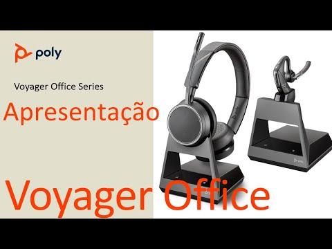 Poly - Voyager Office Series - Apresentação (Português)