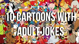 10 Adult Jokes In Cartoons That Went Right Over Your Head