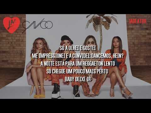 Reggaetón Lento - CNCO feat. Little Mix (TRADUÇÃO/LEGENDADO)