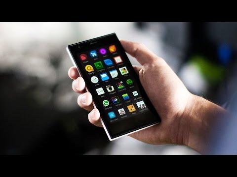 Обзор Jolla: необычный смартфон на Sailfish OS (review)