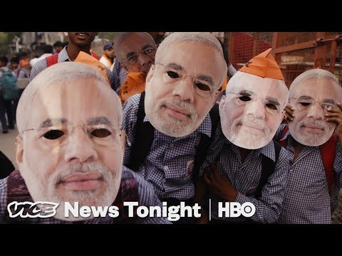 Why India's Middle Class Loves Prime Minister Modi (HBO)