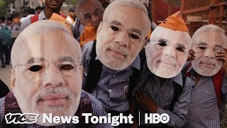 Why India&#39s Middle Class Loves Prime Minister Modi (HBO)