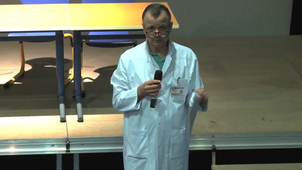 Professeur Christophe Lançon Le Retablissement 03122014