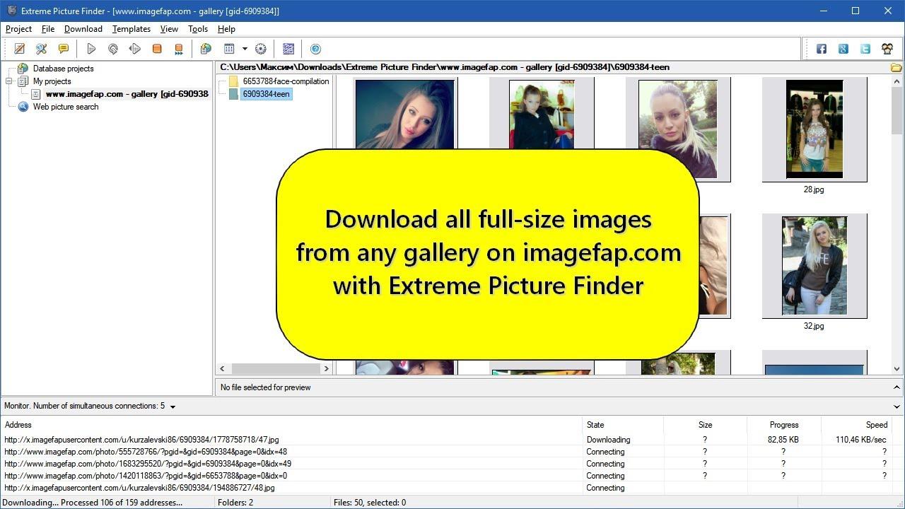 imagefap categories
