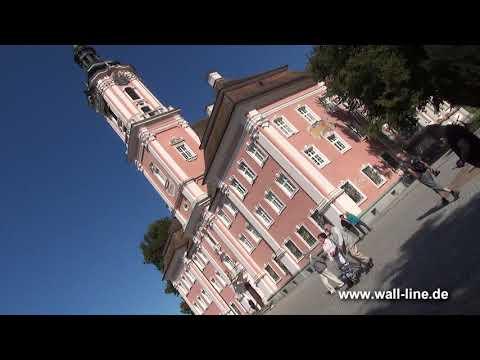 Kirchen Dieser Welt: Wallfahrtskirche Birnau Am Bodensee
