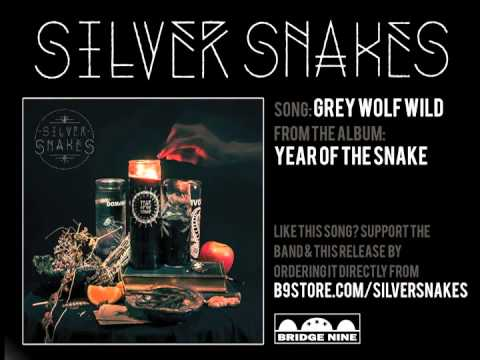 Silver Snakes - Grey Wolf Wild