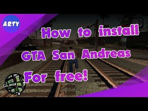 How To Install GTA San Andreas (Grand Theft Auto San Andreas)