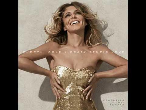 Cheryl Cole  Crazy Stupid Love Ft Tinie Tempah Audio