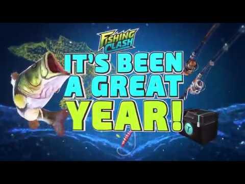 Fishing Clash   First Anniversary Trailer