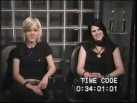Kittie Interview for Concrete Part 4 of 4 - Morgan Lander & Lisa Marx