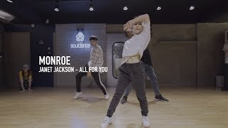 """Janet Jackson - """"All For You"""" 