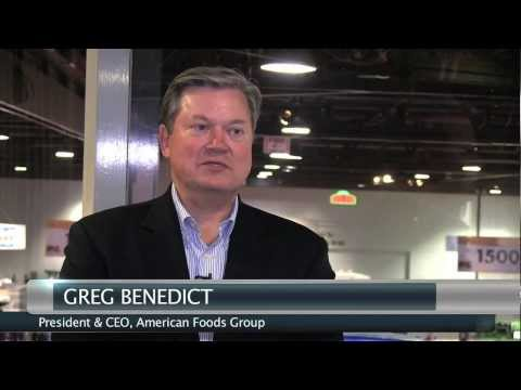 IPPE - Attendee Interview with American Foods Group
